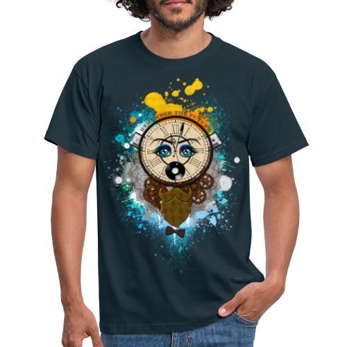 Remember the future : souviens-toi du futur. - T-shirt Homme