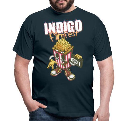 IFXV - INDIGO filmfest 15 - Popcorn - Männer T-Shirt