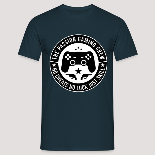 The Passion Gaming Crew - Männer T-Shirt