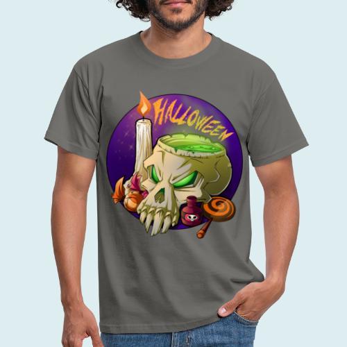 halloween - Maglietta da uomo