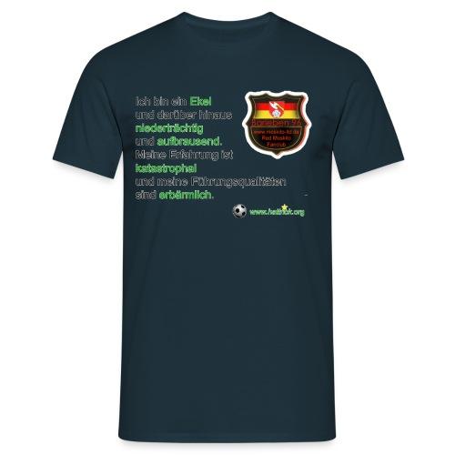 hattrickshirtbarleben96 - Männer T-Shirt
