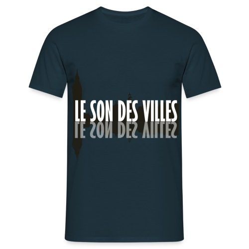 The wall by Le Son Des Villes - T-shirt Homme