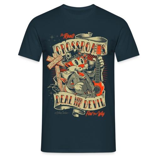 Cruce - Camiseta hombre
