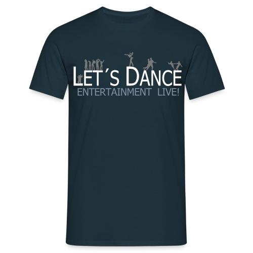 lets dance logo neu - Männer T-Shirt