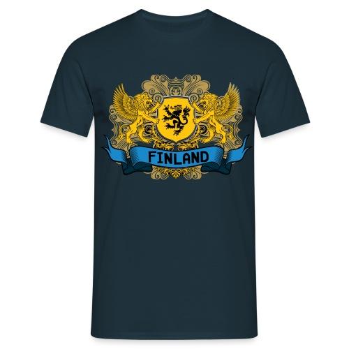 lionfinland - Miesten t-paita