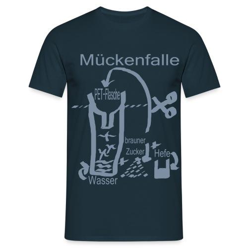 Mücken - Männer T-Shirt