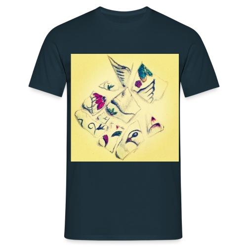 Pigeon - Männer T-Shirt