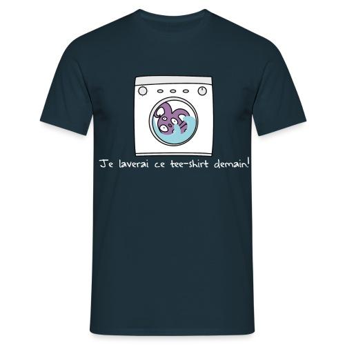 tshirt poulpe - T-shirt Homme