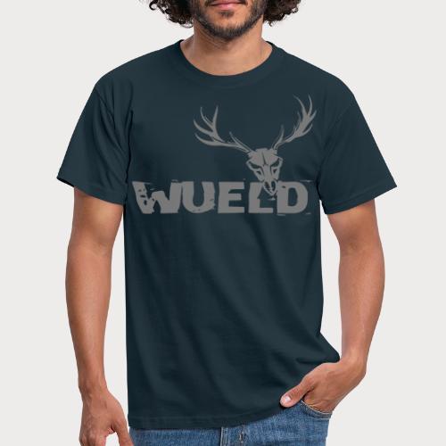 wueld - Männer T-Shirt