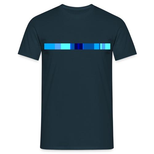 simplesunsea2 jpg - Men's T-Shirt