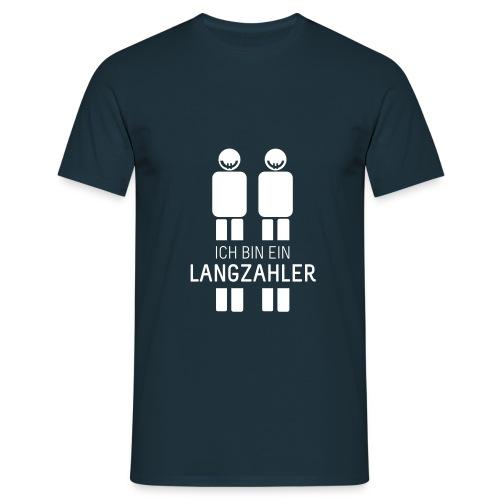 langzahler ai2 - Men's T-Shirt