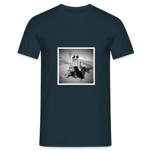 kara ski fagrafjell 2015 jpg - T-skjorte for menn