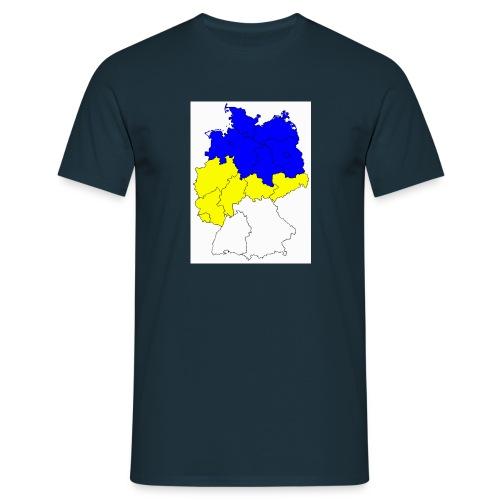 fcc deutschland2 - Männer T-Shirt