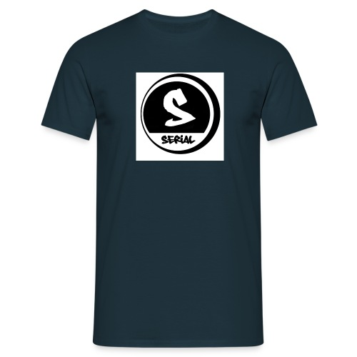logo serial - T-shirt Homme
