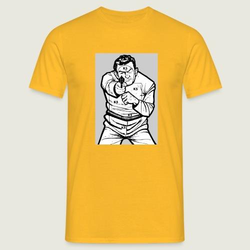 sagomaboom - Maglietta da uomo