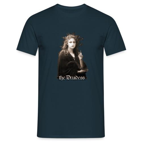 Druidessa - Maglietta da uomo
