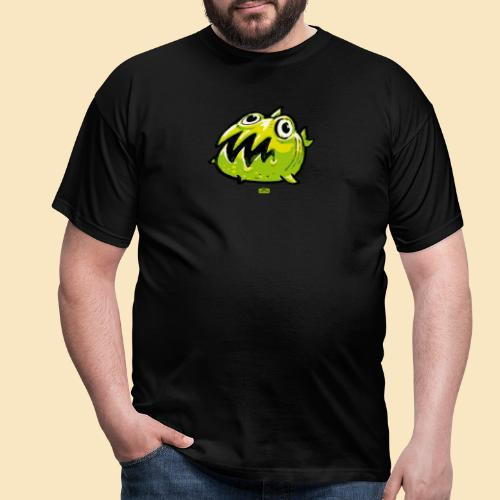 Worryfish Fishtown - Männer T-Shirt