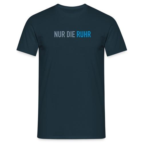 nurdieruhr - Männer T-Shirt