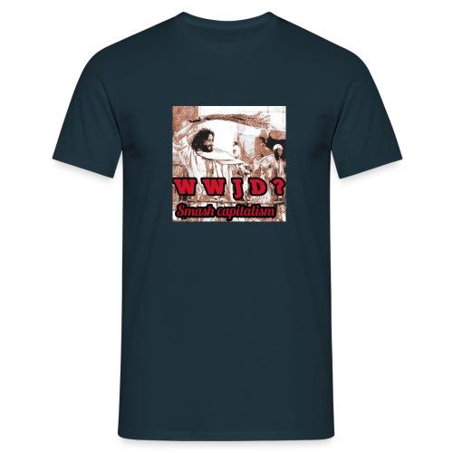 WWJD? - T-shirt herr