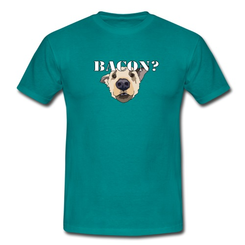 baconlarge - Men's T-Shirt