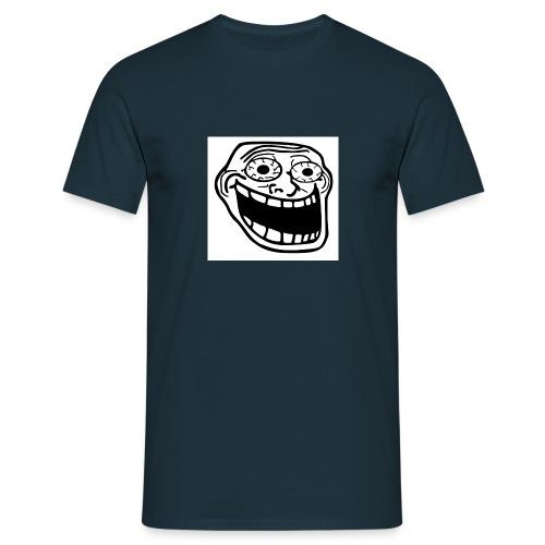 Famous characters Troll f - Men's T-Shirt