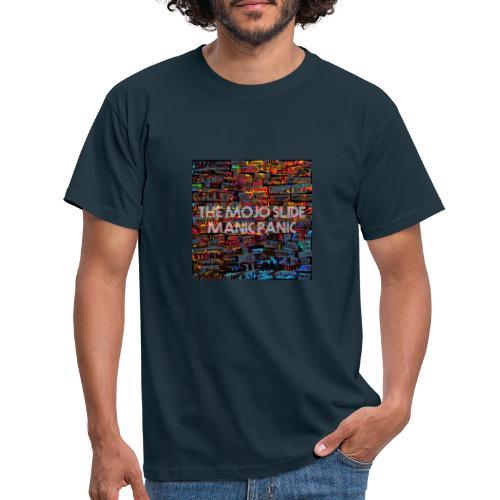 Manic Panic - Design 1 - Men's T-Shirt