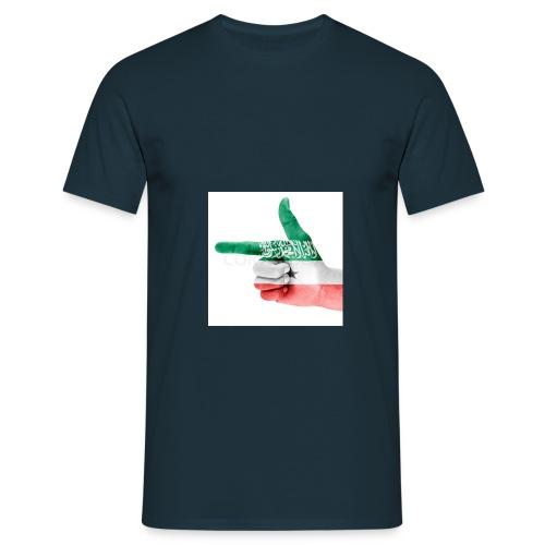 gacanta calanka somaliland - Männer T-Shirt
