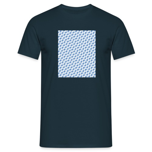 UNITED AWAY 1990 - 1992 - Men's T-Shirt