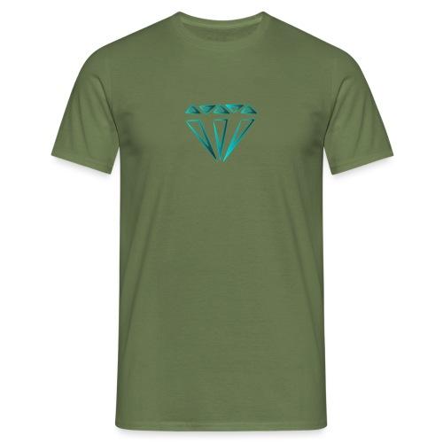 diamante - Maglietta da uomo