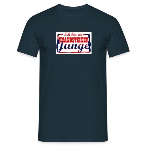 Gnandsteiner Junge jpg - Männer T-Shirt