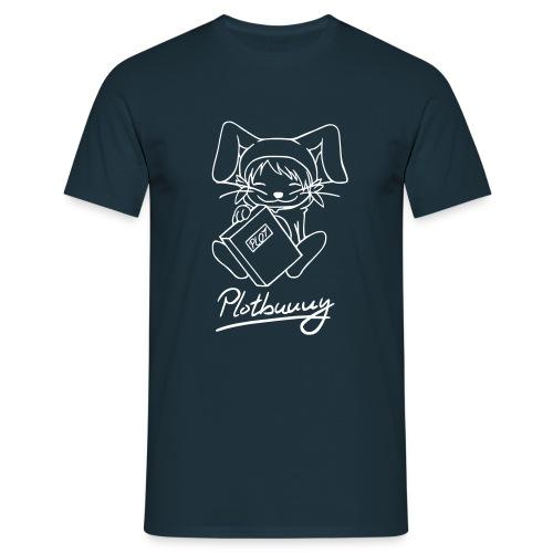 Plotbunny 1 - Männer T-Shirt