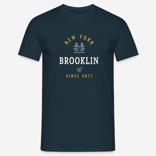 NEW YORK - BROOKLIN - Maglietta da uomo