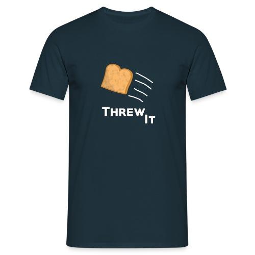 Toast - Männer T-Shirt