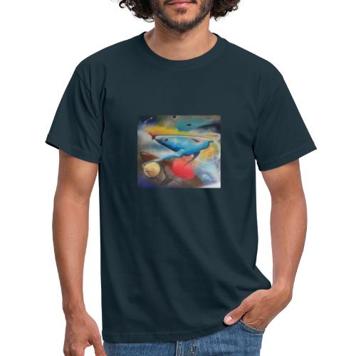 Abstract butterflies - Men's T-Shirt
