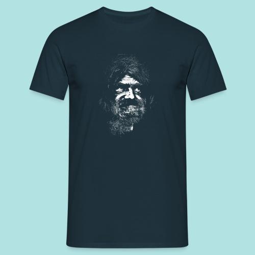 Old Guy, Eyes Open. - Men's T-Shirt