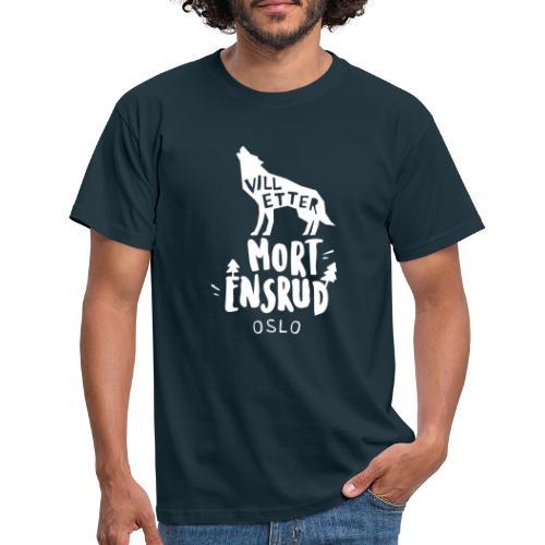 VILL ETTER MORTENSRUD - T-skjorte for menn