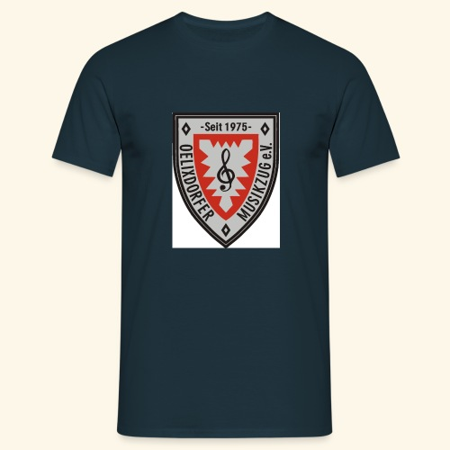 MZ Wappen 1 - Männer T-Shirt