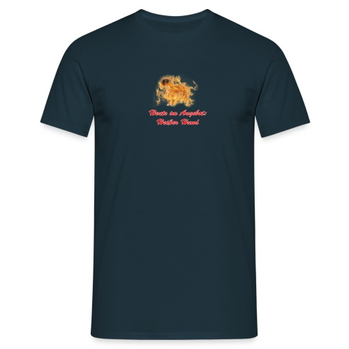 Hot Dog - Männer T-Shirt