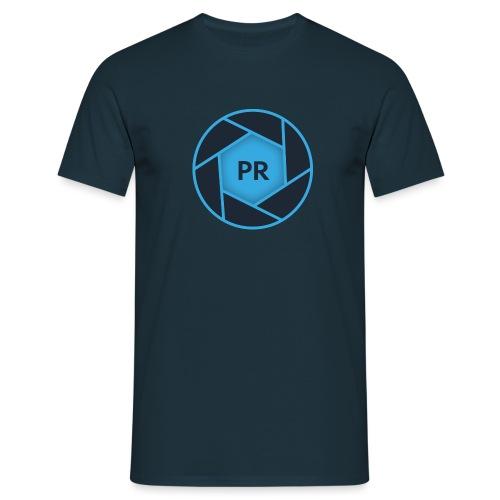 PR rund - Männer T-Shirt