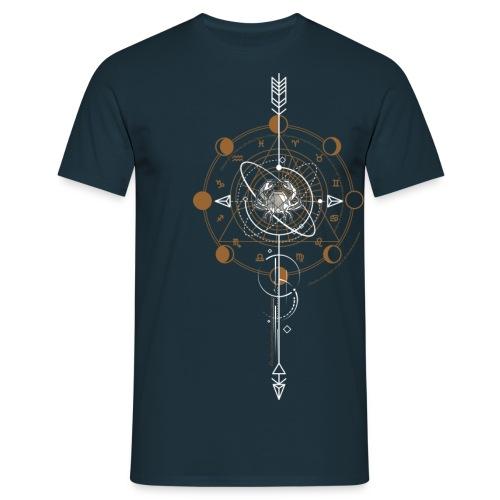 GEOMETRIC CANCER - T-shirt Homme