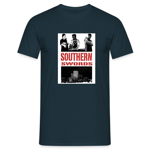 Southern swords - Men's T-Shirt