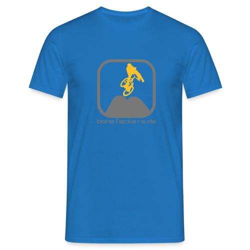 pixel dirt - Männer T-Shirt