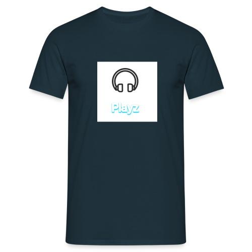 Headphone playz - Men's T-Shirt