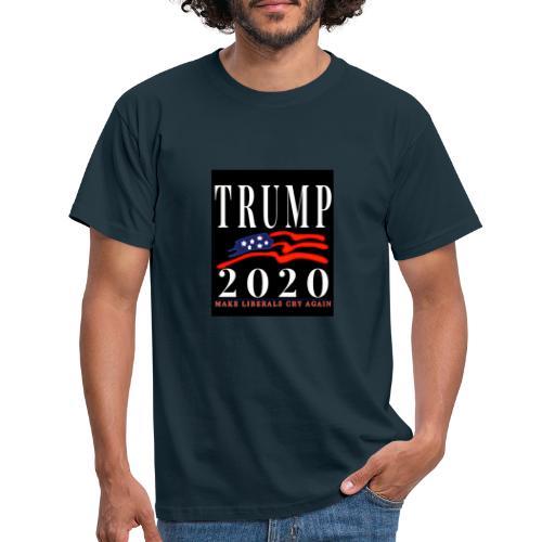 Trump 2020 - Männer T-Shirt
