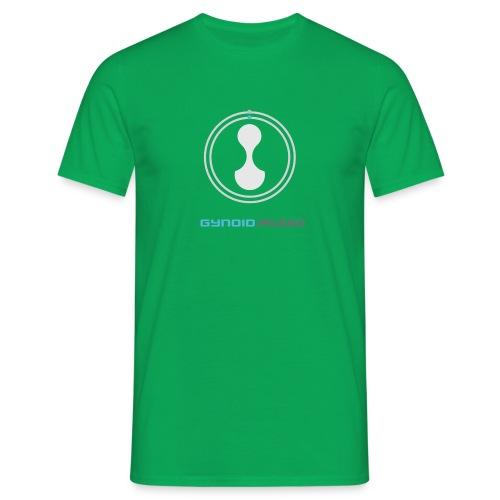 brand gynoid white - Men's T-Shirt
