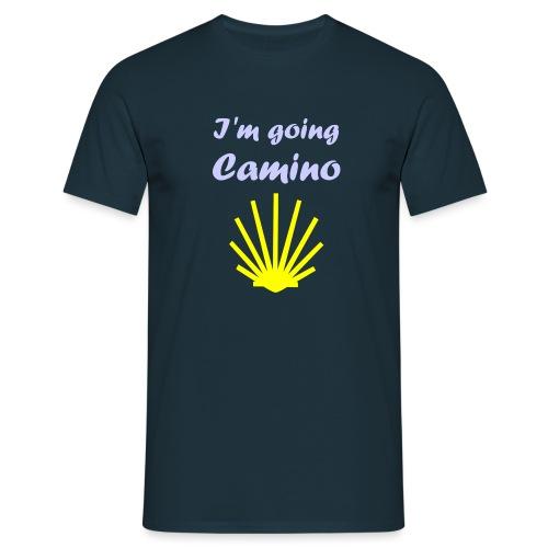 Going Camino - Herre-T-shirt