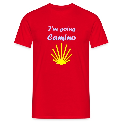 Going Camino - Herre-T-shirt
