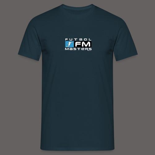 FutbolMasters logo - Men's T-Shirt