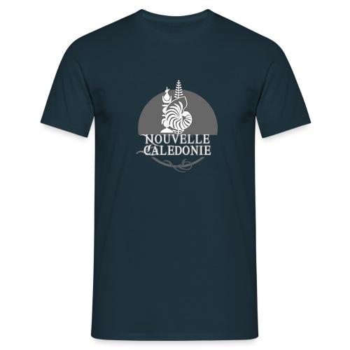 8 NOUVELLE CALEDONIE 0104 - T-shirt Homme