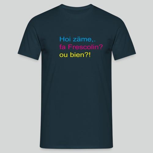 Hoi zäme - T-shirt Homme